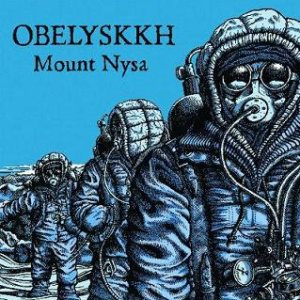 obelyskkh - mount Nysa cover art