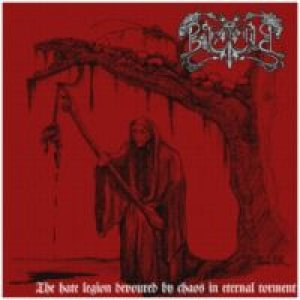 Barastir - The Hate Legion devoured by Chaos in eternal Torment cover art
