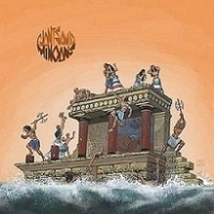 Giant Squid - Minoans cover art