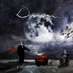 Dimæon - Collapse of the Anthropocene cover art