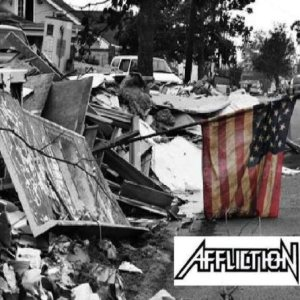 Affliction - Forced Poverty cover art
