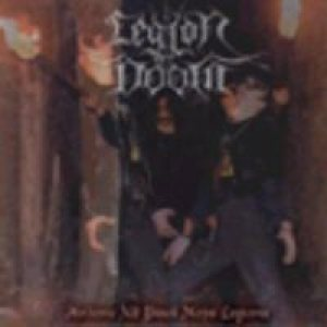 Legion of Doom - The Desecration cover art