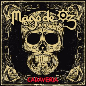 Mägo de Oz - Cadaveria cover art