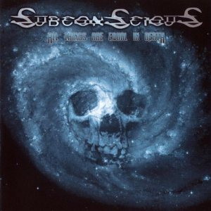 Subconscious - All Things Are Equal in Death cover art