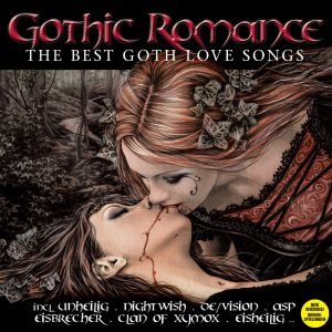 Various Artists - Gothic Romance: the Best Goth Love Songs cover art