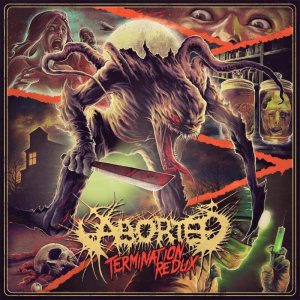 Aborted - Termination Redux cover art