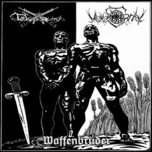 Totenburg - Waffenbrüder cover art