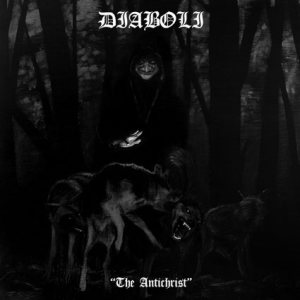 Diaboli - The Antichrist cover art