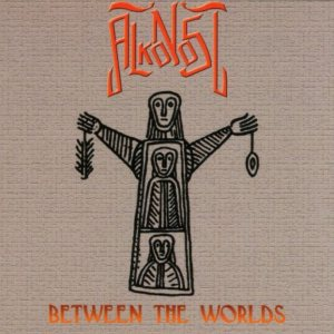 Alkonost - Between the Worlds cover art