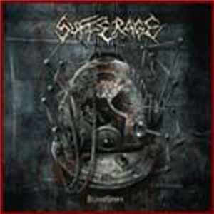 Sufferage - Promo cover art