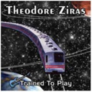 Theodore Ziras - Trained to Play cover art