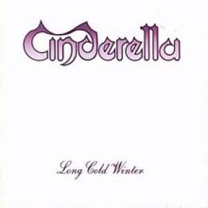 Cinderella - Long Cold Winter cover art
