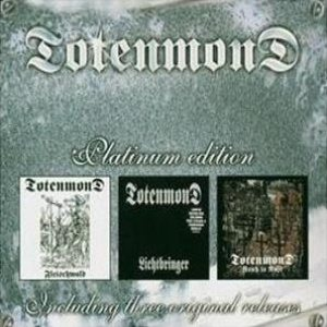 Totenmond - Platinum Edition cover art