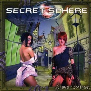 Secret Sphere - Sweet Blood Theory cover art