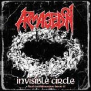 Armagedon - Invisible Circle / Dead Condemnation cover art