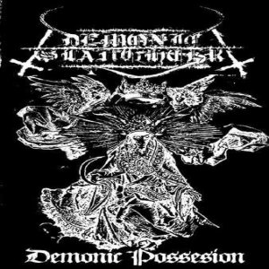 Demonic Slaughter - Demonic possesion cover art