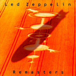 Led Zeppelin - Remasters cover art