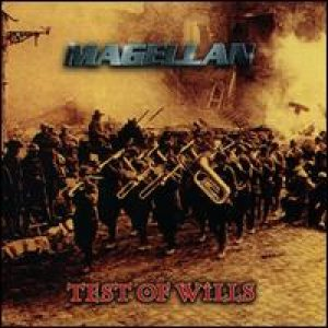 Magellan - Test of Wills cover art