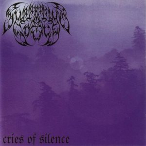 Suffering Souls - Cries of Silence cover art