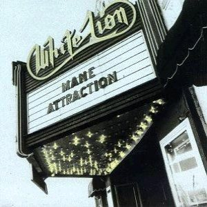 White Lion - Mane Attraction cover art