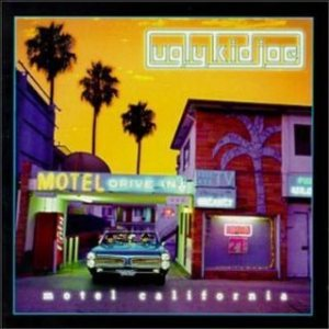 Ugly Kid Joe - Motel California cover art