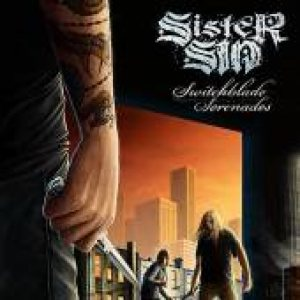 Sister Sin - Switchblade Serenades cover art