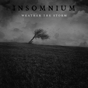 Insomnium - Weather the Storm cover art