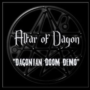 Altar of Dagon - Dagonian Doom Demo cover art