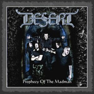 Desert - Prophecy of the Madman cover art