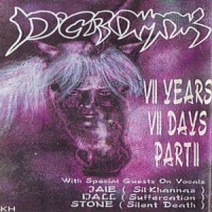 D'Cromok - VII Years VII Days Part II cover art