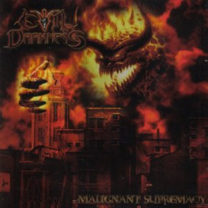Evil Darkness - Malignant Supremacy cover art