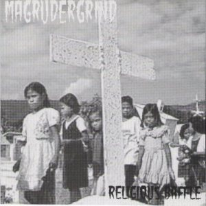Magrudergrind - Religious Baffle cover art