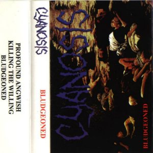 Cyanosis - Bludgeoned cover art