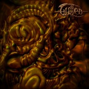 Gutted - Defiled cover art