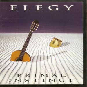 Elegy - Primal Instinct cover art