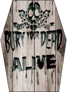 Bury Your Dead - Alive cover art