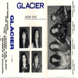 Glacier - Demo '88 cover art