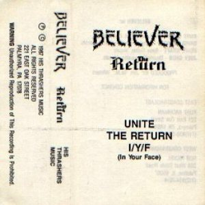 Believer - The Return cover art