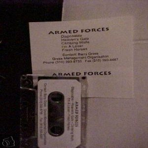 Armed Forces - Demo '88 cover art