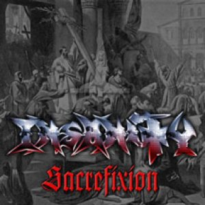 Insanity - Sacrefixion cover art