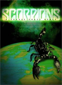 Scorpions - A Savage Crazy World cover art