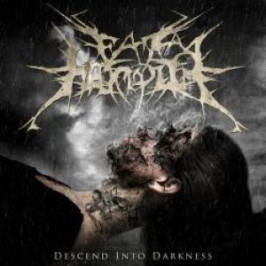 Eat A Helicopter - Descend into Darkness cover art