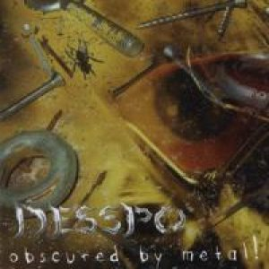 Desspo - Obscured by metal cover art