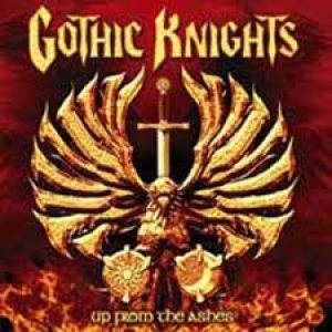 Gothic Knights - Up From the Ashes cover art
