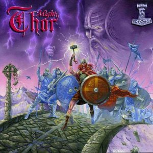 Mighty Thor - Hermanos del Metal cover art