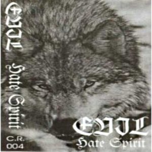 Evil - Hate Spirit cover art