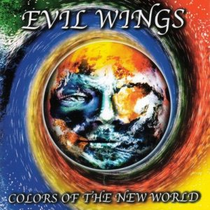 Evil Wings - Colors of the New World cover art