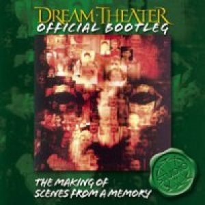 Dream Theater - The Making of Scenes From a Memory cover art