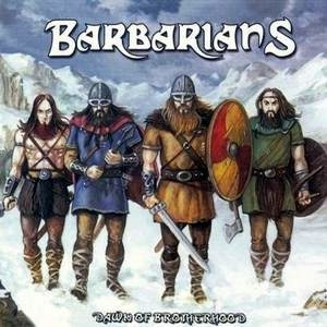 Barbarians - Dawn of Brotherhood cover art