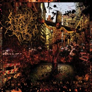 Abated Mass of Flesh - Brutal Death cover art